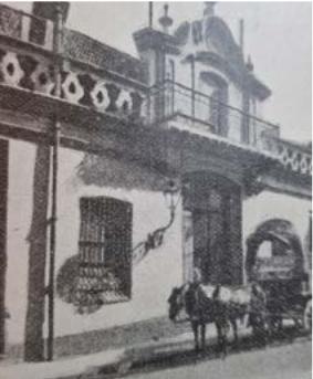 casa natal de Manuel Belgrano