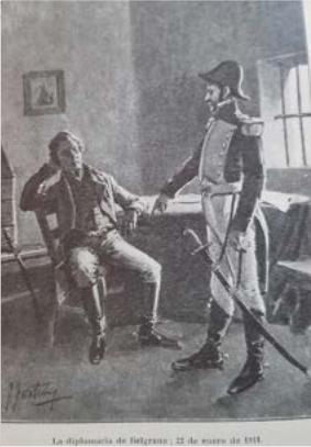 Belgrano Diplomático